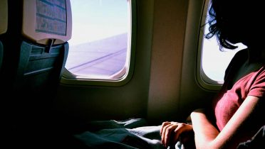 ¿Tienes el síndrome del delincuente cuando viajas en avión?