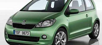 Skoda se estrena en el segmento de los vehículos pequeños con el Citigo