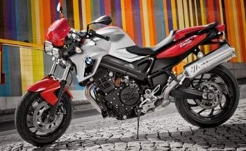 F800 R de BMW estará disponible a finales de año.
