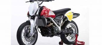 Husqvarna Concept MOAB, una moto para los nostálgicos