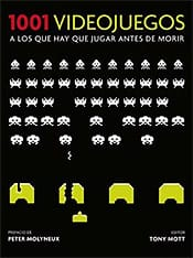 Libro '1.001 videojuegos'.