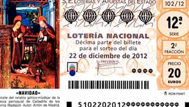 ¿Qué números son los que más se compran en el Sorteo de Lotería de Navidad?