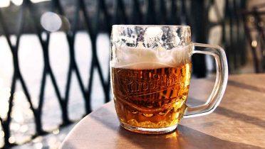 Cerveza para productos de belleza