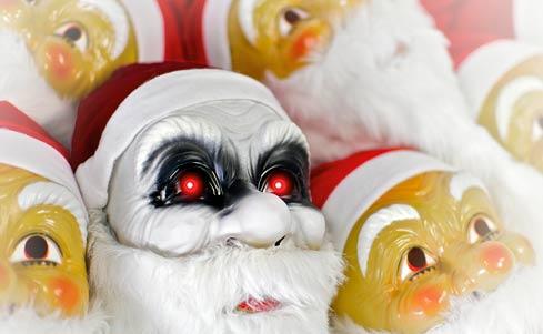 Estafas navideñas con motivo de las festividades como Papá Noel, los Reyes Magos...