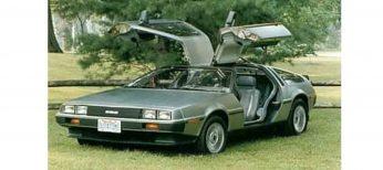 El coche de 'Regreso al futuro' será eléctrico en 2013