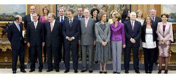 España, país de ministros independientes