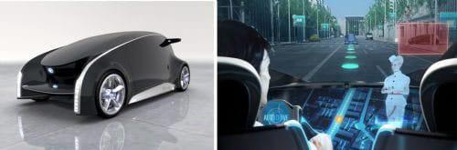 Modelo Toyota Fun Vii presentado en el Salón del Automóvil de Tokyo.