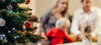La televisión y la familia, dos rituales que no fallan durante las Navidades