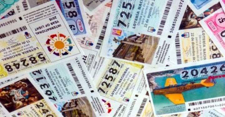 Recomendaciones a la hora de comprar participaciones de la lotería de Navidad