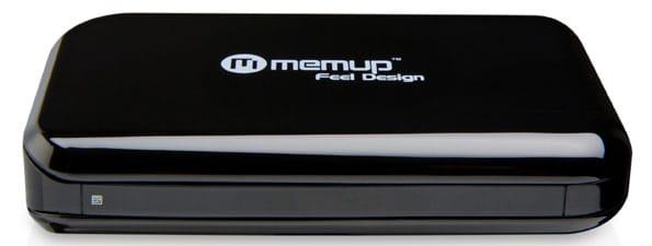 Pasarela multimedia MediaGate, para leer archivos en un TV sin discos duros.