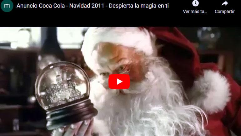 Video anuncio de Coca Cola
