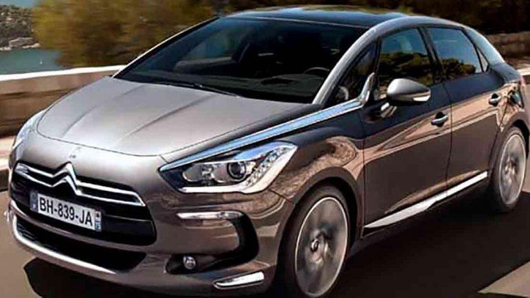 Llega a España el primer coche con motor híbrido diésel: DS5