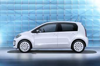 Nuevo Volkswagen Up de 5 puertas.
