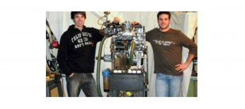 Crean un motor de hidrógeno que aprovecha mejor aún el combustible utilizado