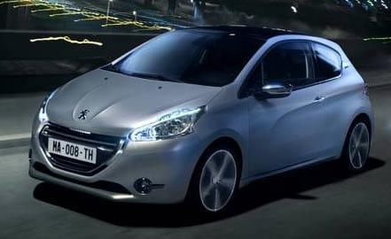 La nueva versión limitada ICE de Peugeot.