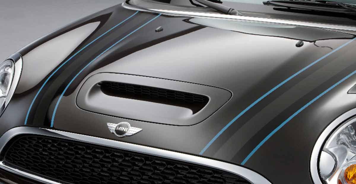 El Mini Cabrio Highgate, el descapotable más elegante