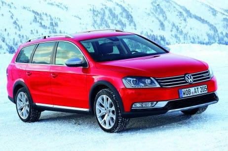 Nuevo Volkswagen Passat Alltrack.