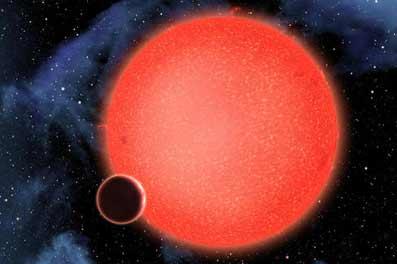 El nuevo exoplaneta encontrado que sólo tiene agua.