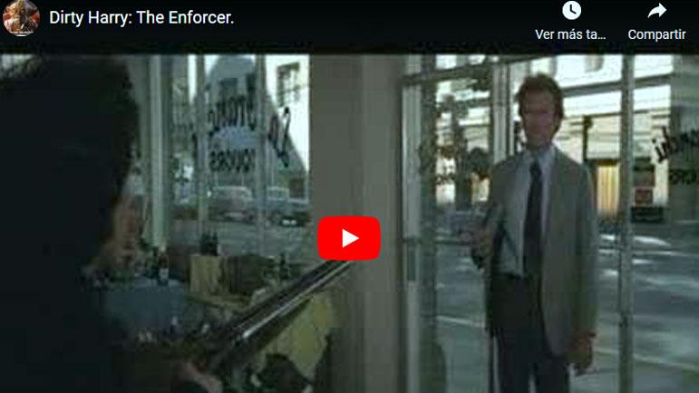 Video película Harry el Sucio