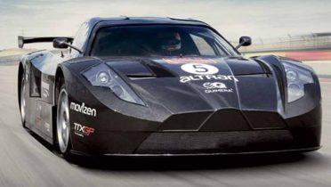 El coche español AEGT, el 'All electric GT