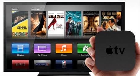El nuevo Apple TV reproduce películas y series en alta definicion.