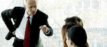 Así no se motiva: lo que los jefes no deben decir a los empleados