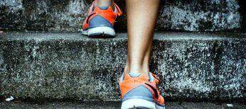 'Menos plato y más zapato' como clave para adelgazar