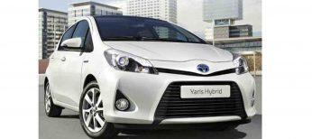 El nuevo Toyota Yaris es el coche híbrido más barato