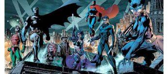 El nuevo Universo DC llega a Barcelona de la mano de Supermán, Batman o Green Lantern