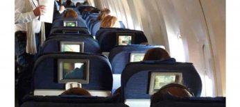 Sexta fila en la zona izquierda, mejor lugar para sentarse en los aviones