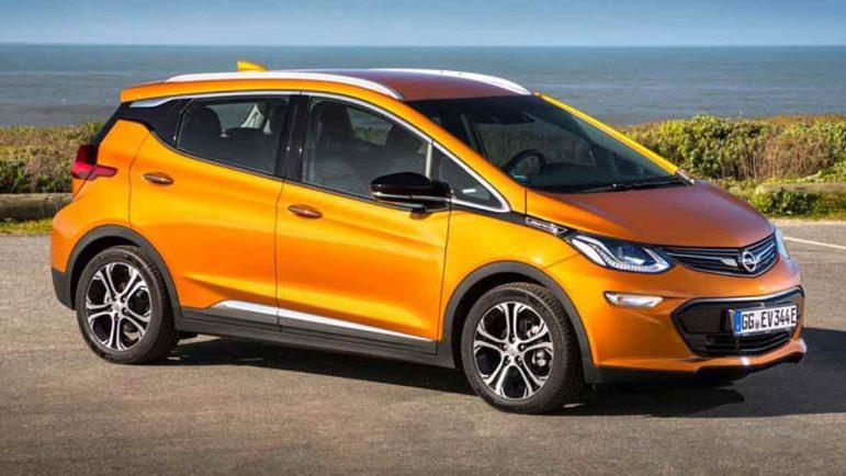 Ampera, la apuesta por el coche eléctrico de Opel