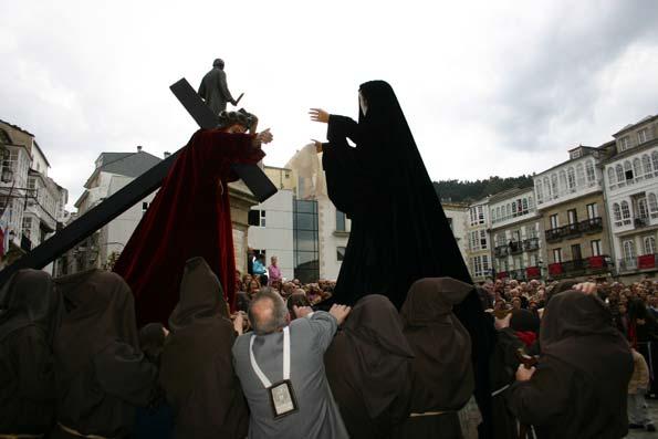 Semana Santa en Viveiro.