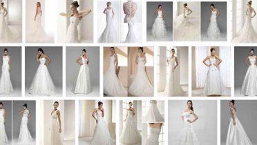 Alquiler de vestidos de novia de Innovias en El Corte Inglés desde 300 euros