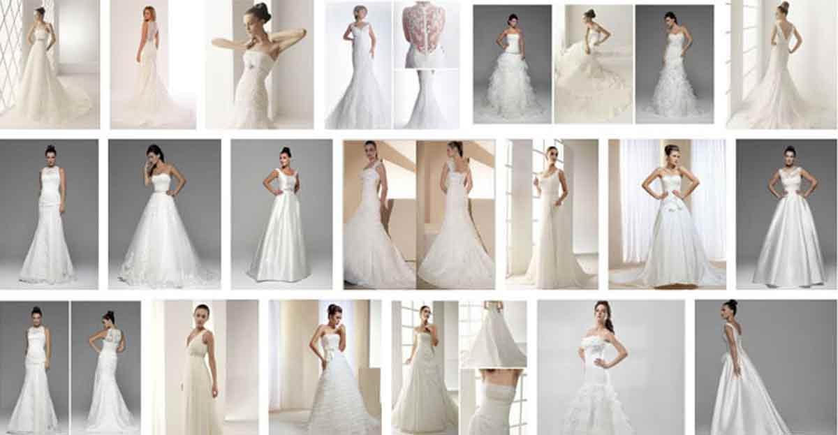 Alquiler trajes de novia en sevilla
