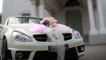 El coche de boda, sea de alquiler o familiar, tiene que ser espectacular