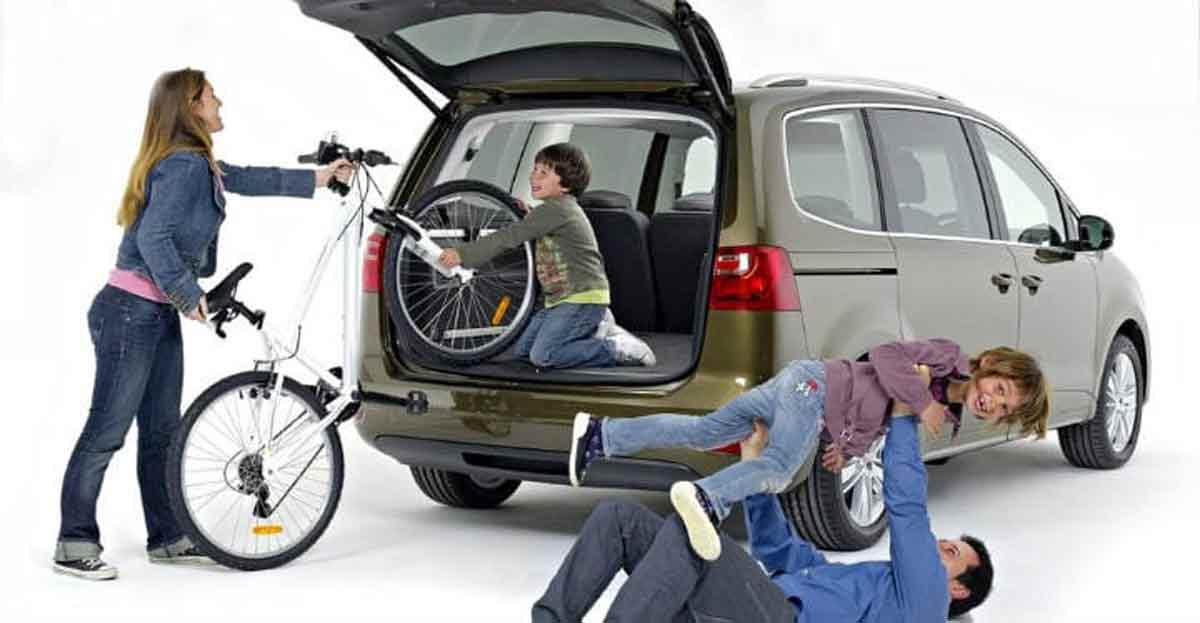 Consejos para elegir un coche familiar