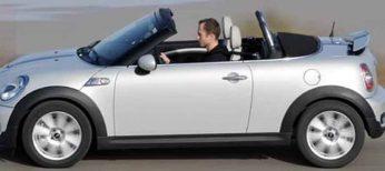 El Mini Roadster, biplaza descapotable