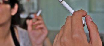 Dejar de fumar sí engorda