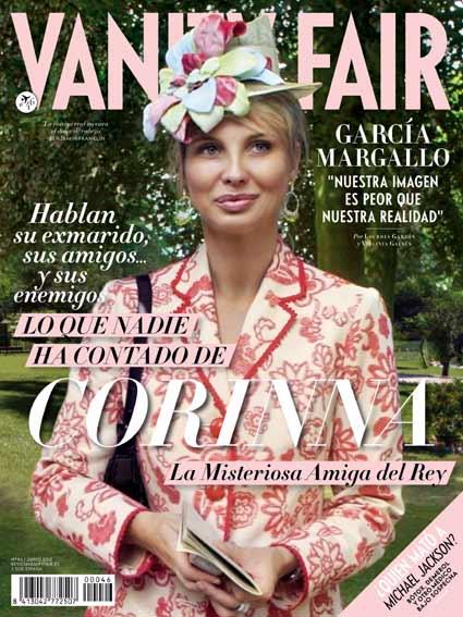 Corinna, supuesta amante del Rey Juan Carlos