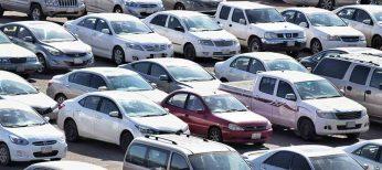 Un coche pierde en los primeros cuatro años el 86% de su valor