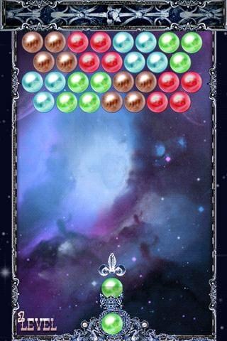 Imagen del juego Shoot Bubble para Android.