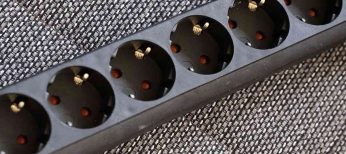 Una regleta, solución para mantener a salvo tus electrodomésticos por averías eléctricas