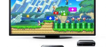 New Mario Land de Wii U.