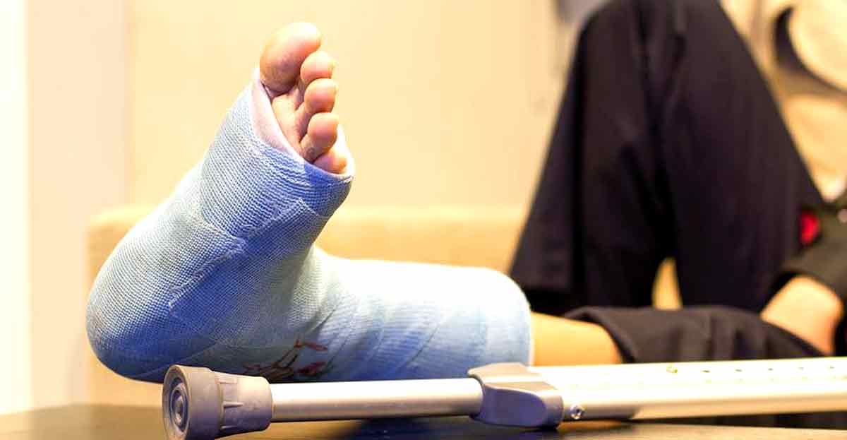 Traumatismos, uno de los problemas de salud más comunes en los viajes al extranjero