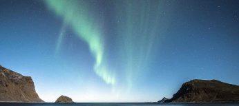 Los sonidos de las auroras boreales