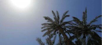 Días de calor extremo por la ausencia de lluvias antes del verano