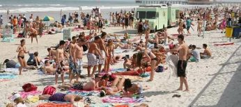 Playa, destino turístico donde en verano se incrementan los alquileres de pisos por semanas.