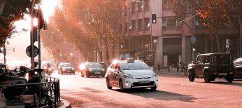 Los autónomos del taxi prevén la pérdida de 10.000 puestos de trabajo si se aprueban los nuevos VTC, vehículos con conductor