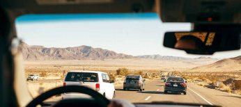 Los niños que viajan en coche también tienen que descansar cada dos horas