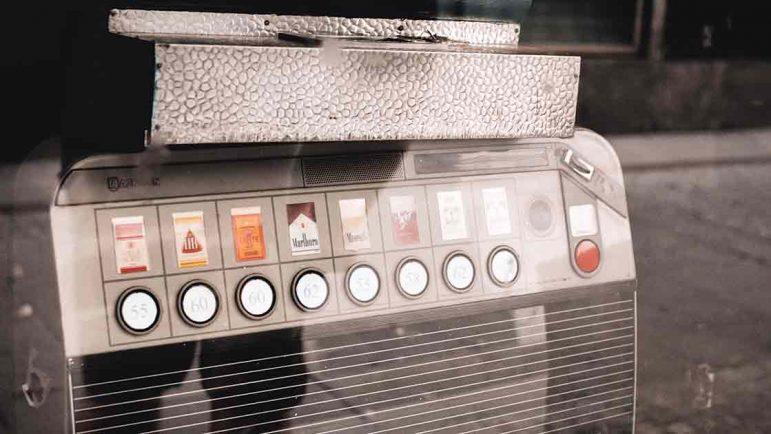 Las máquinas de tabaco mueven 1.235 millones de euros